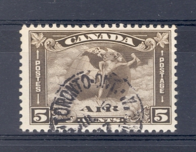 Canada SG 310 1930 Air Stamp Fine Used.