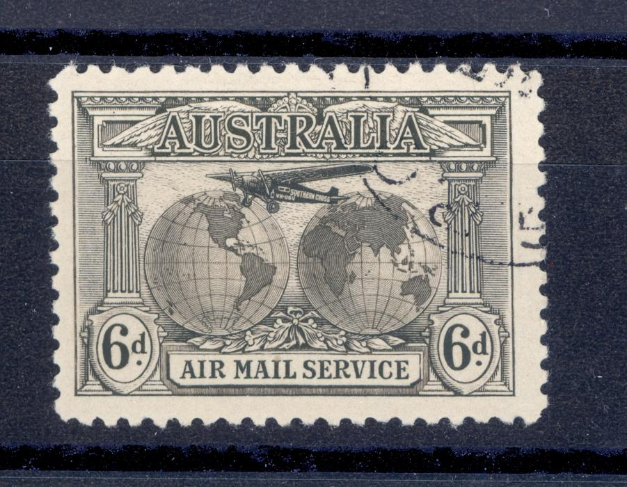 Australia SG 139 1931 GV Air Stamp. Fine Used